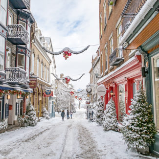 What to do in Quebec City in Winter