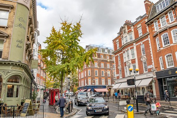 What to do in Mayfair and Marylebone | Marylebone High Street