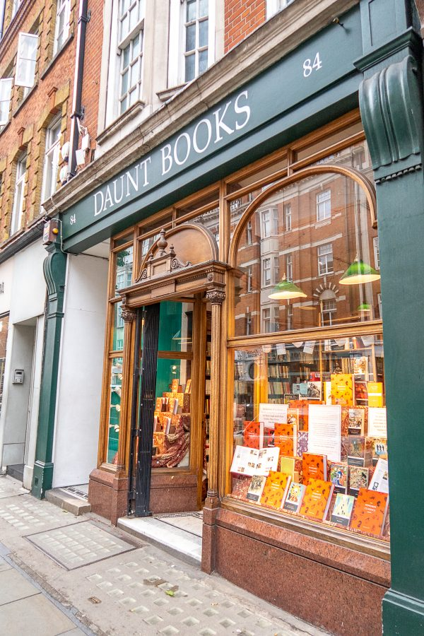 What to do in Mayfair and Marylebone | Daunt Books