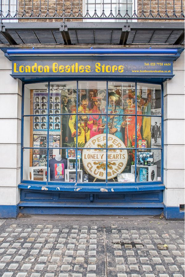 What to do in Mayfair and Marylebone | London Beatles Store