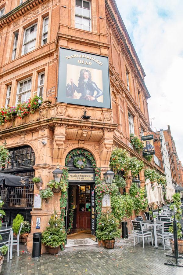 What to do in Mayfair and Marylebone   Marylebone High Street