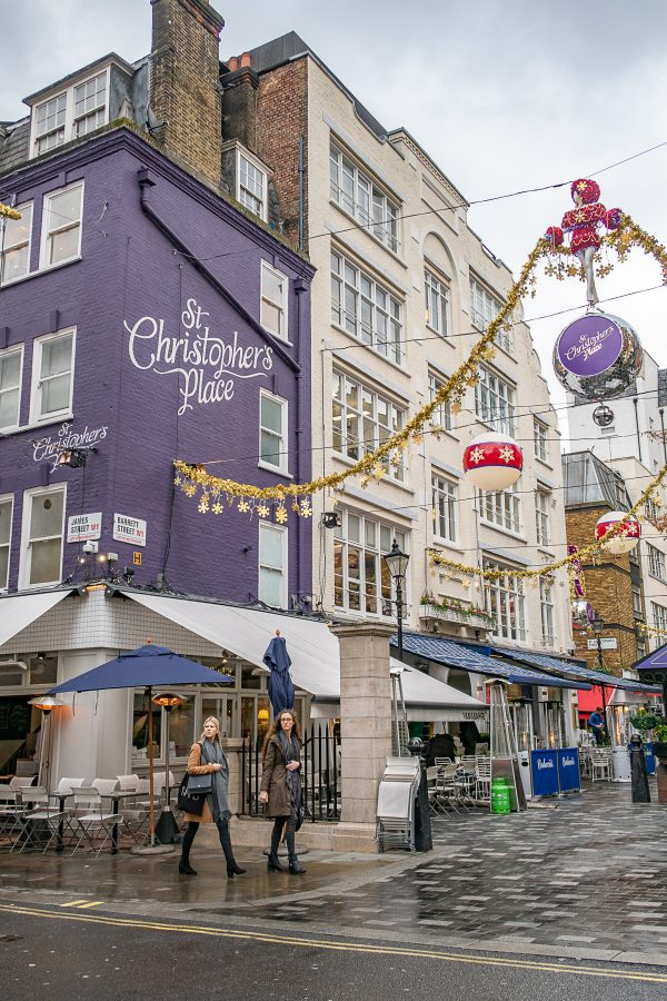 What to do in Mayfair and Marylebone   St. Christopher's Place