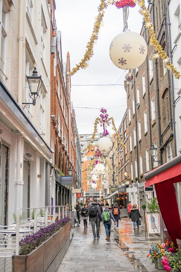 What to do in Mayfair and Marylebone | St. Christopher's Place