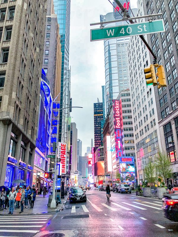What to do in Midtown Broadway and Times Square
