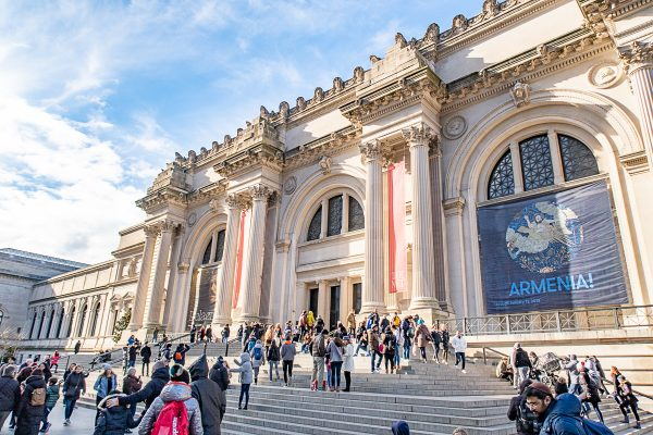 What to do in the Upper East Side | The Met has one of the best art collections in the world.
