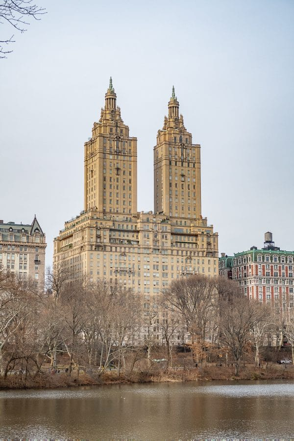 What to do in the Upper West Side | Architectural Landmarks: San Remo