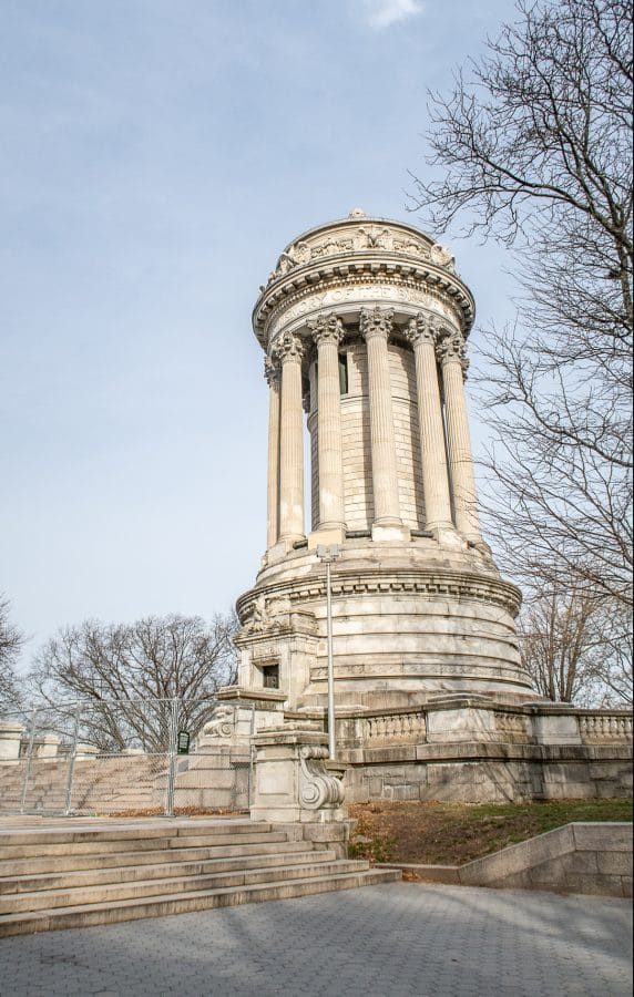 What to do in the Upper West Side | Soldiers and Sailors Monument