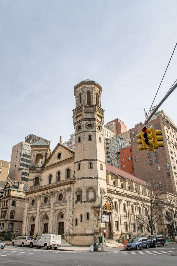 What to do in the Upper West Side | Architectural Landmarks: St. Paul St. Andrew United Methodist Church