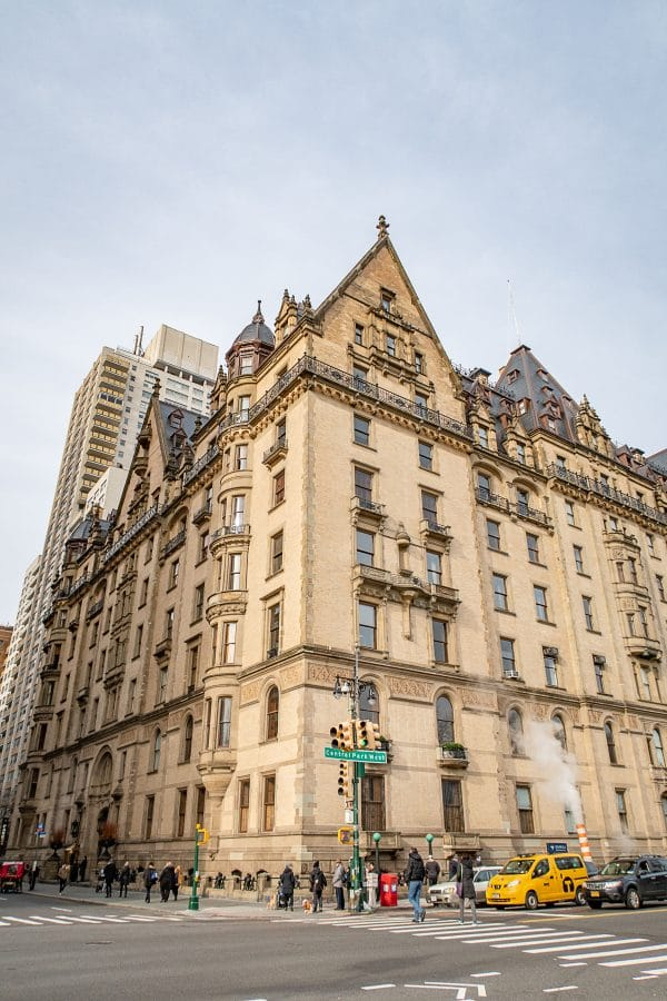 What to do in the Upper West Side | Architectural Landmarks : The Dakota