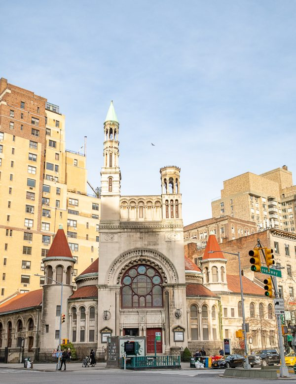 What to do on the Upper West Side Architecture First Baptist Church
