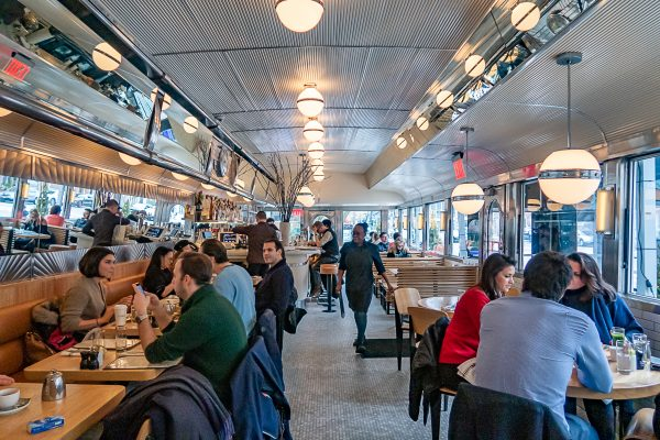 What to do in Greenwich Village and Chelsea | A NYC neighborhood travel guide - Empire Diner