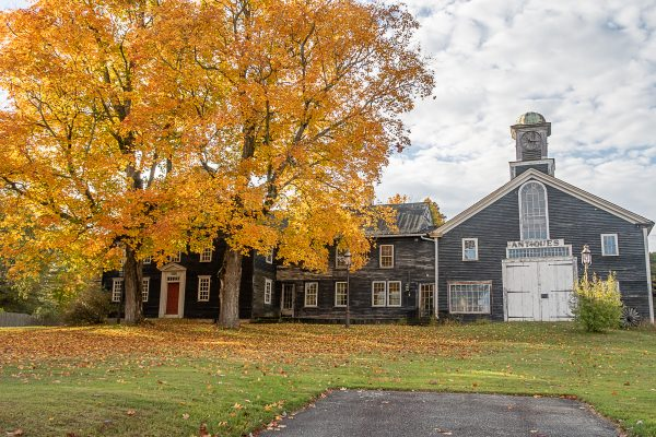 Things to do in Maine   Fall Foliage