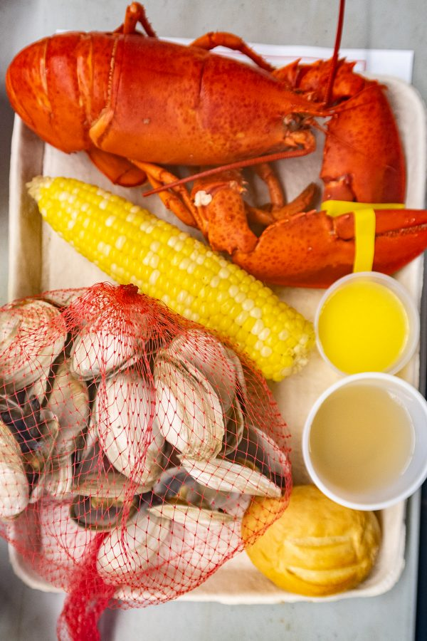 Maine Foods Maine Clambake