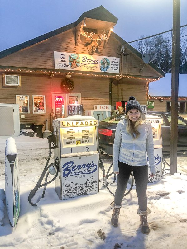 Things to do in Maine   Berrys General Store