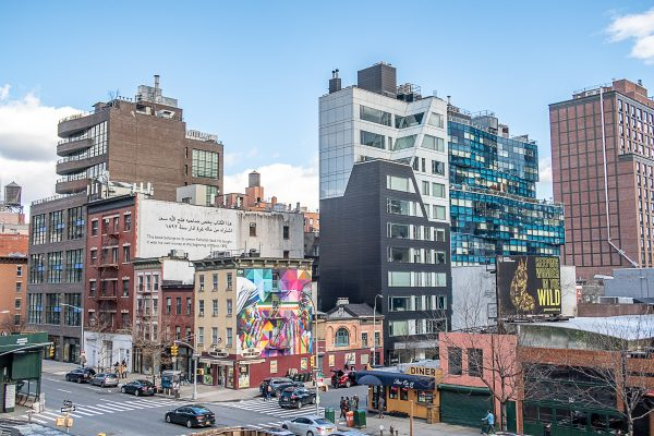 What to do in Greenwich Village and Chelsea | A NYC neighborhood travel guide - Eduardo Kobra Murals