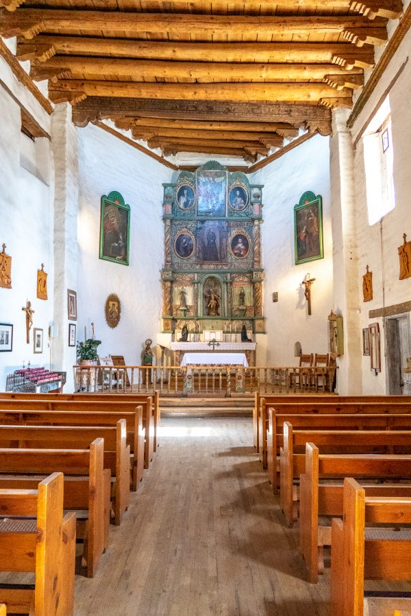 What to do in Santa Fe | The Oldest Church - San Miguel Mission