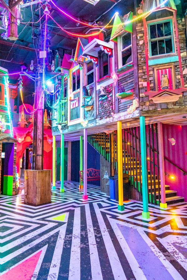 What to do in Santa Fe Meow Wolf
