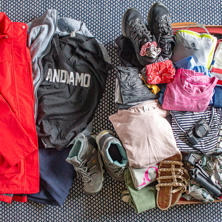 The Best and Worst Things I Packed for a Trip Around the World