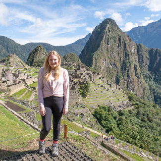 Hello from Peru!