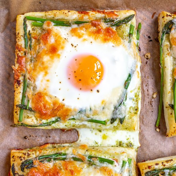 Puff Pastry Breakfast Tarts square 4