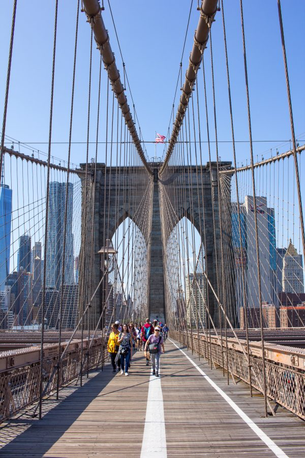 Sex and the City Filming Locations in NYC | The Brooklyn Bridge