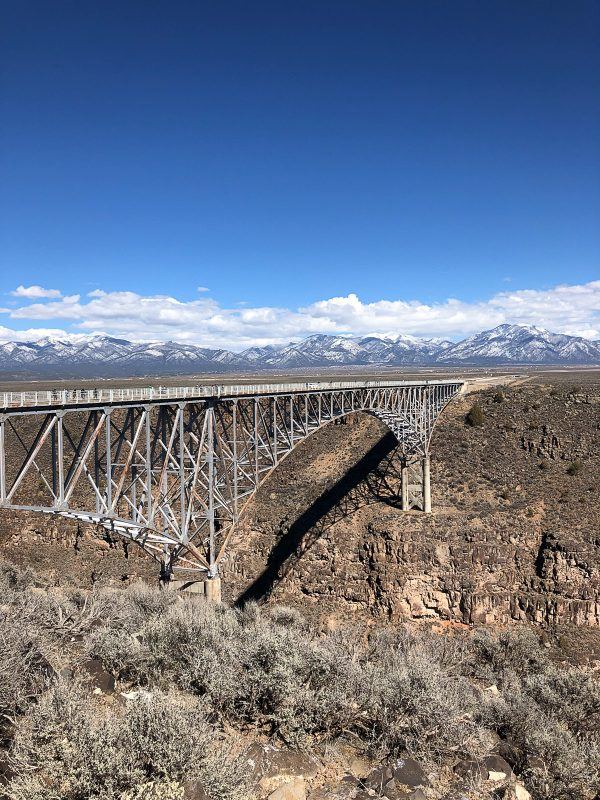 Taos Day Trip - Rio Grande River Gorge