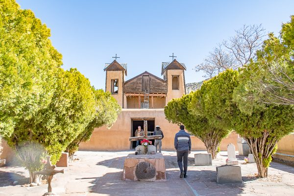 Taos Day Trip - Stop in Chimayo