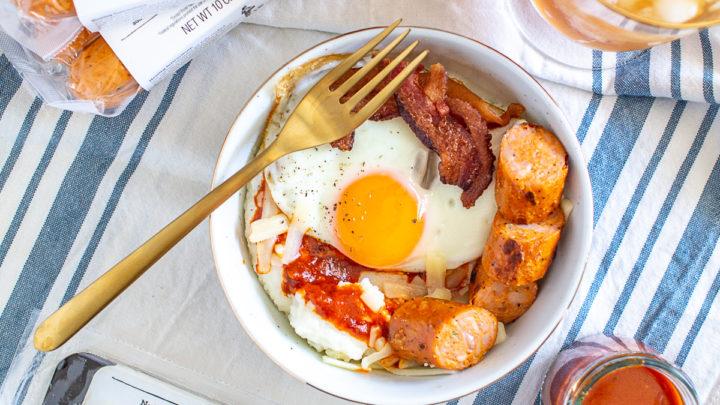 Grits Breakfast Bowls