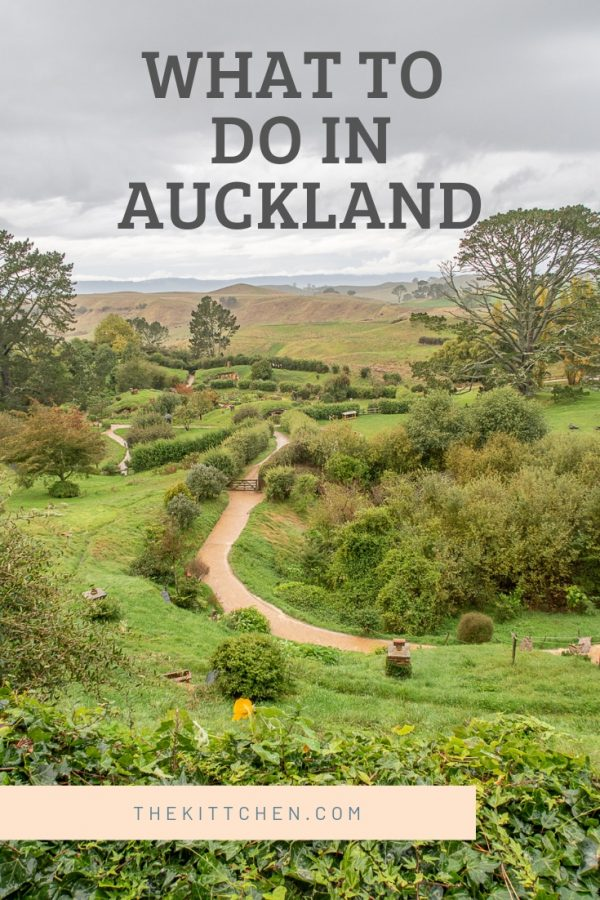 What to do in Auckland | Auckland is both a destination and a jumping off point, and a place you need to have on your New Zealand itinerary.