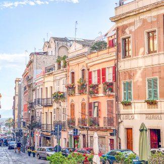 Hello from Sardinia