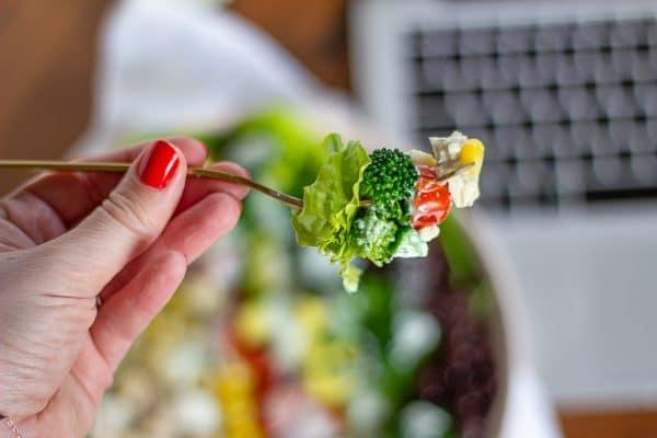 Southwest Cobb Salad 8