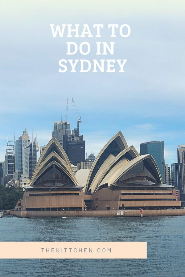 What to do in Sydney | A Sydney travel guide
