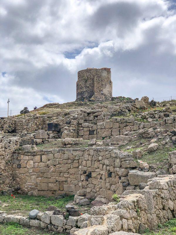 Sardinia Tharros