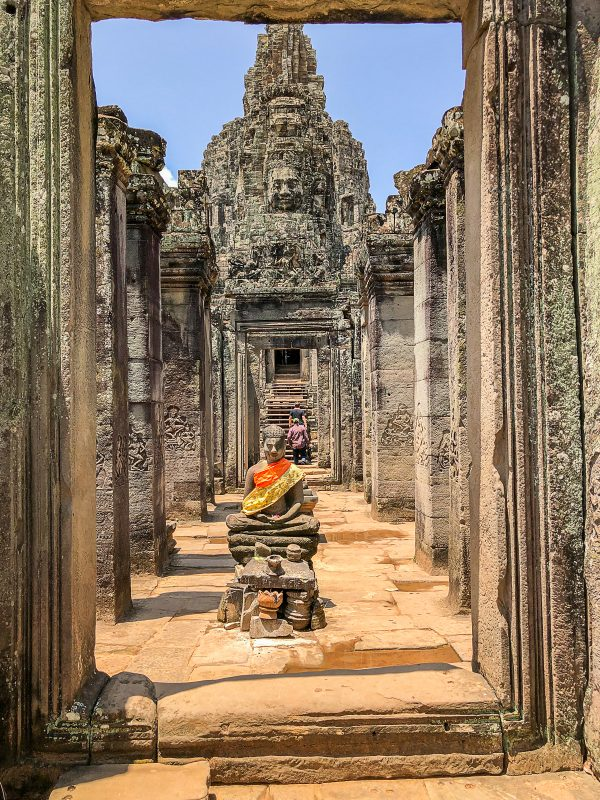 What to do in Siem Reap Bayon Temple 2