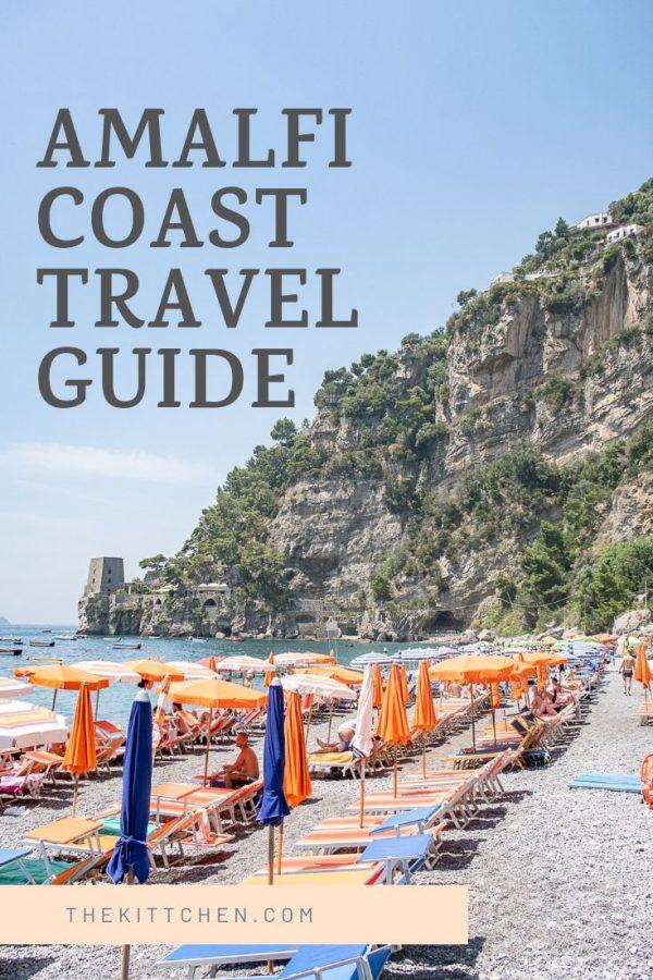 An Amalfi Coast Travel Guide