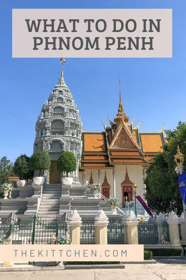 Phnom Penh is a common stop on the way to Angkor Wat in Siem Reap. This guide shares what to do in Phnom Penh, the capital of Cambodia.