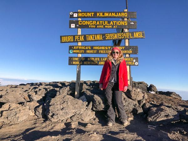 Climbing Mount Kilimanjaro 11