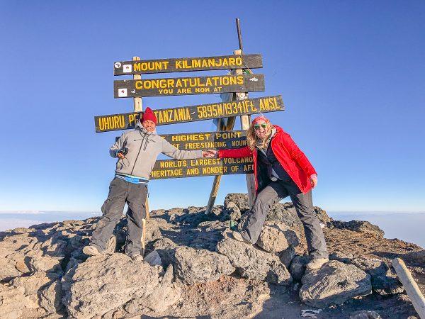 Climbing Mount Kilimanjaro 12