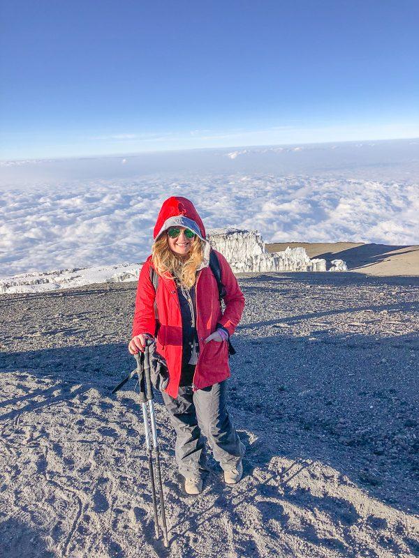 Climbing Mount Kilimanjaro 13