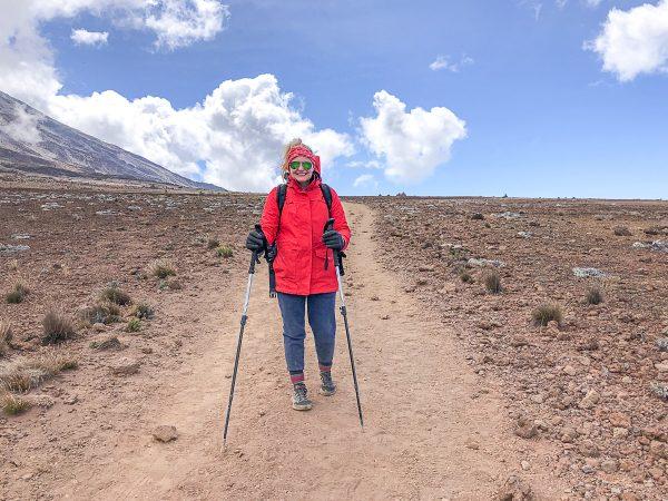 Climbing Mount Kilimanjaro 16