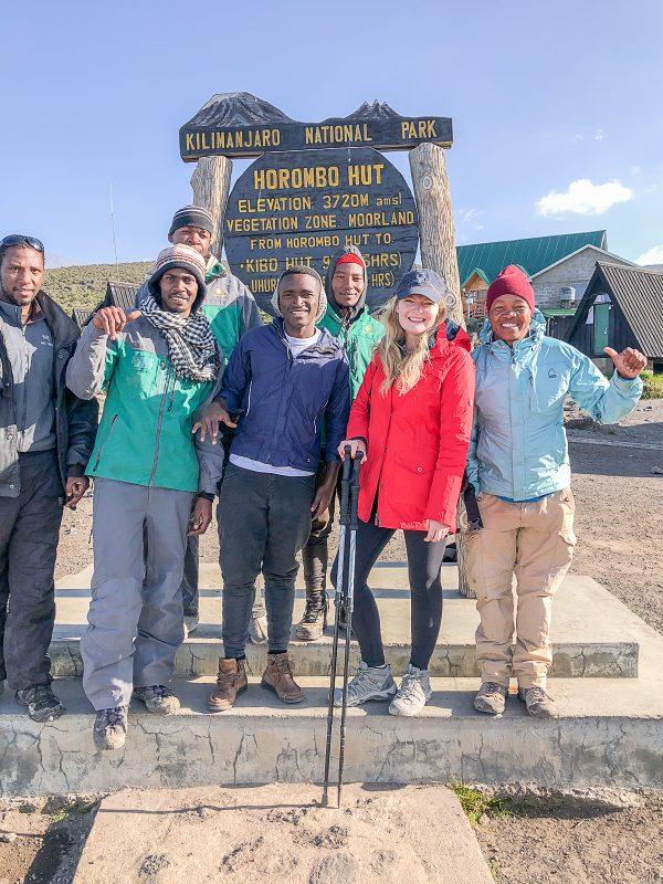 Climbing Mount Kilimanjaro 19