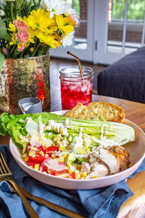 Easy Summertime Salad 4