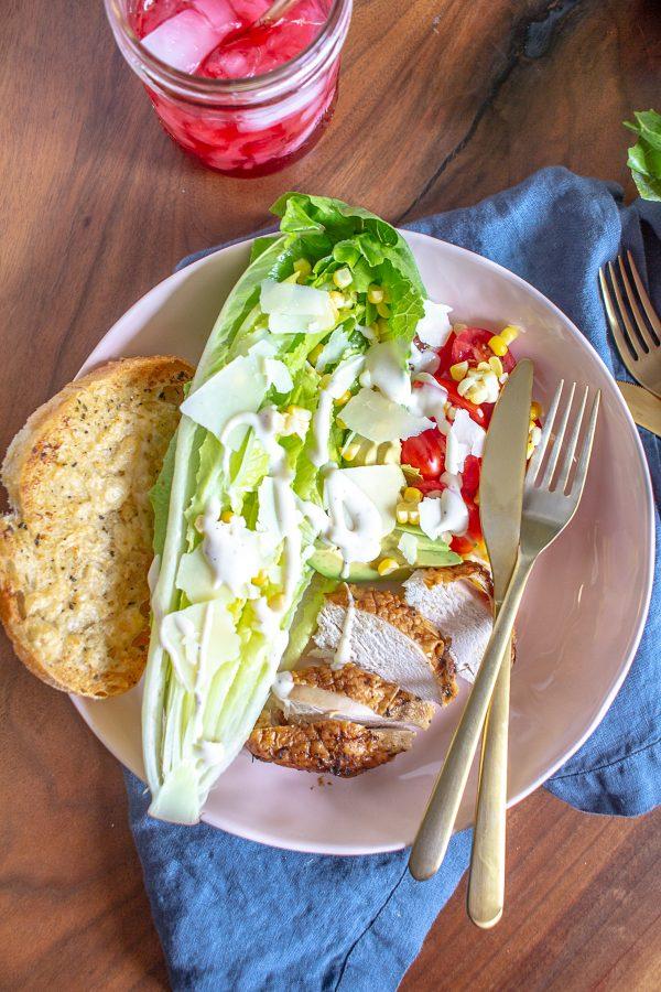 Easy Summertime Salad 5
