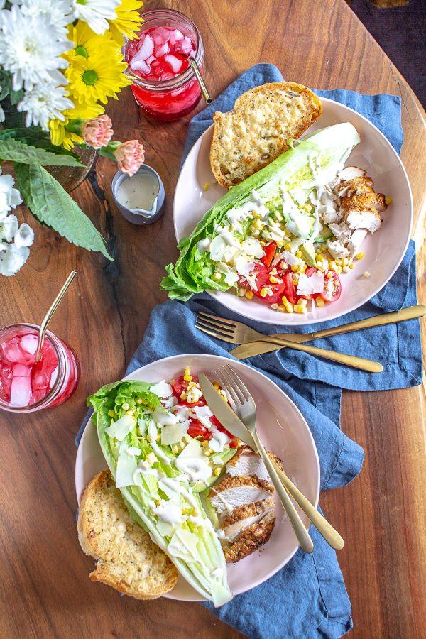 Easy Summertime Salad 6