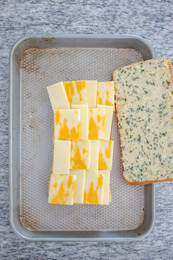 Giant Grilled Cheese Appetizer Recipe 6