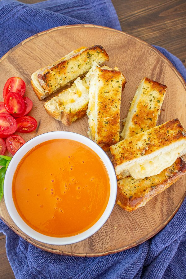 Giant Grilled Cheese Appetizer Recipe 7