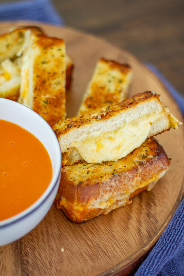 Giant Grilled Cheese Appetizer Recipe 8