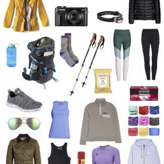 Mount Kilimanjaro Packing List
