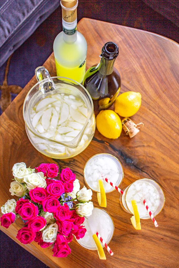 Lemon Spritz Recipe
