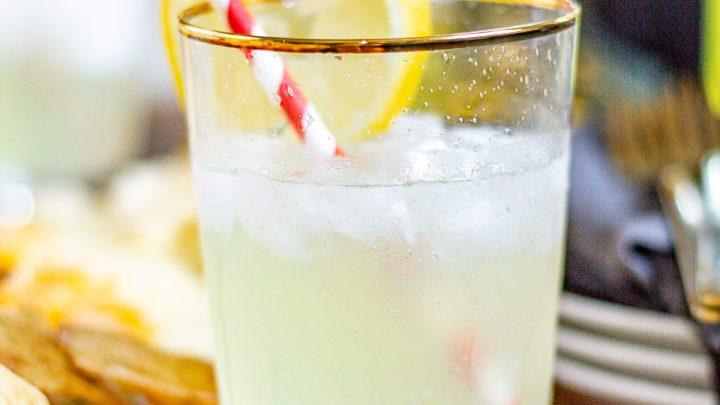Lemon Spritz